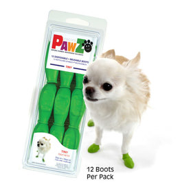 Pawz Rubber Boots - 12 Boots Per Package