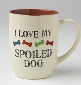 Petrageous Spoiled Dog Mug