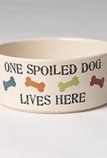 Petrageous Spoiled Dog Bowl 3.5 cups