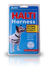 Halti No-Pull Harness Black& Red Medium