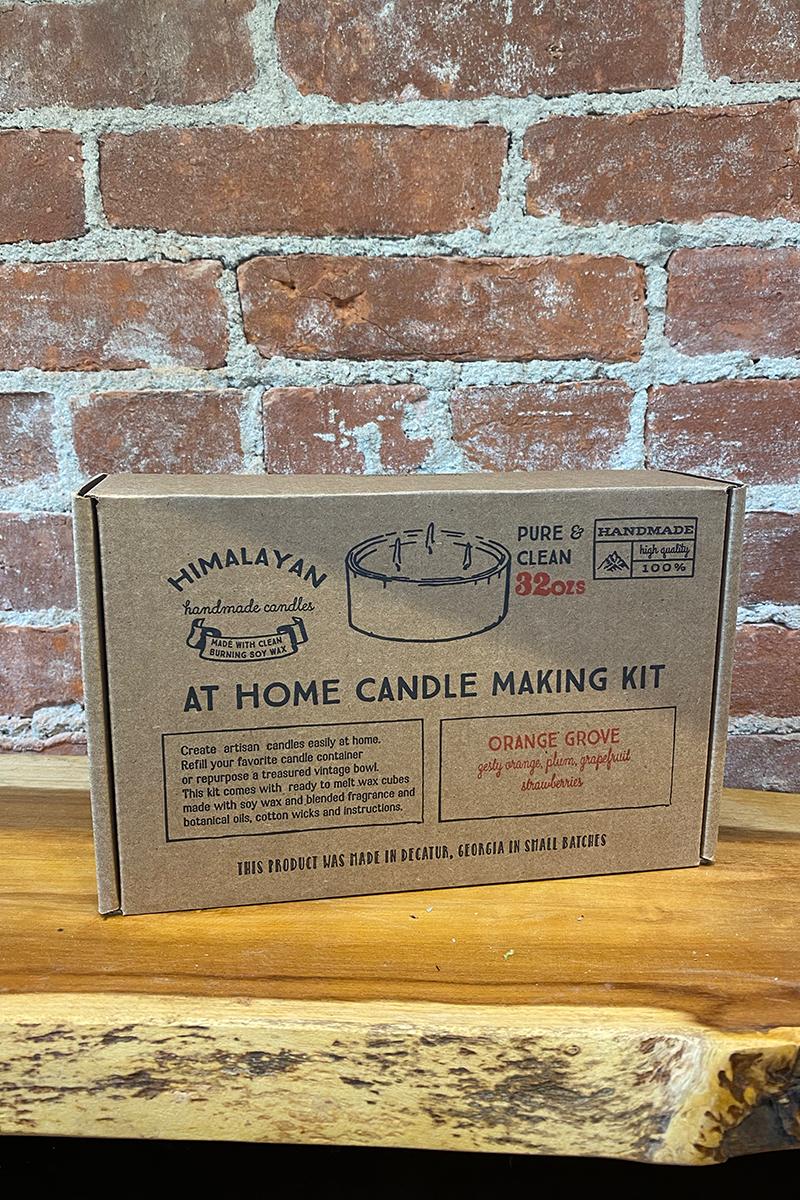 Himalayan Handmade Refill Kit, Orange Grove, Candle ...