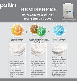 Patlin Couette ''Hémisphère''