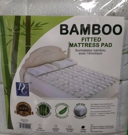 Home Aesthetics Protection de Matelas en Bambou