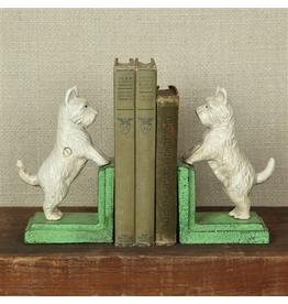 Bookends Westies Bookends