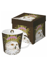 Mugs Sawyer Snow Queen Owl Mug