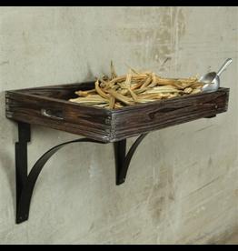Shelving Paxton Wood Tray Shelf