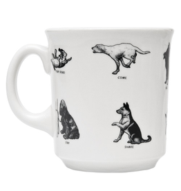 Mugs Dogs Command Mug