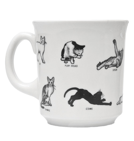 Mugs Cats Command Mug