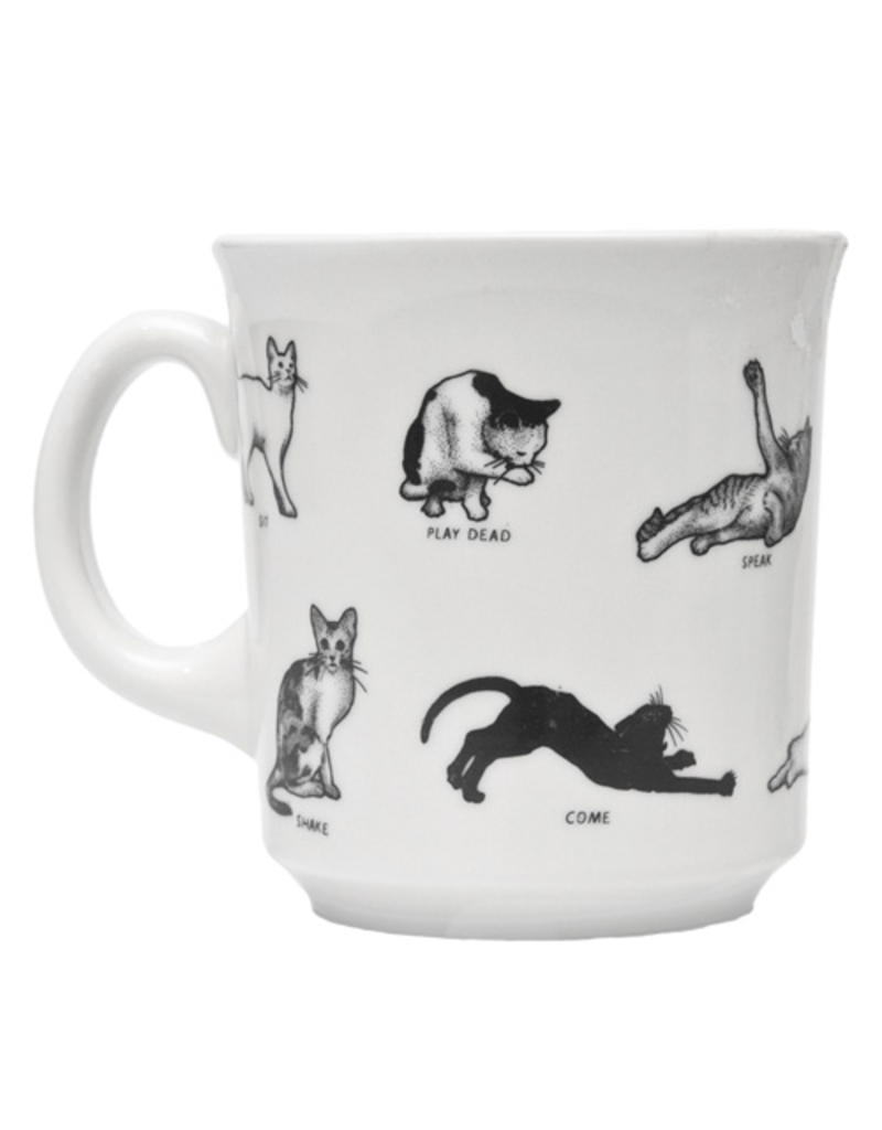 Mugs Cats Command Mug