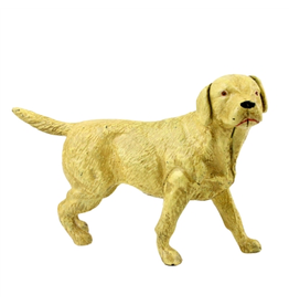 Cast Iron Accents Cast Iron Yellow Labrador