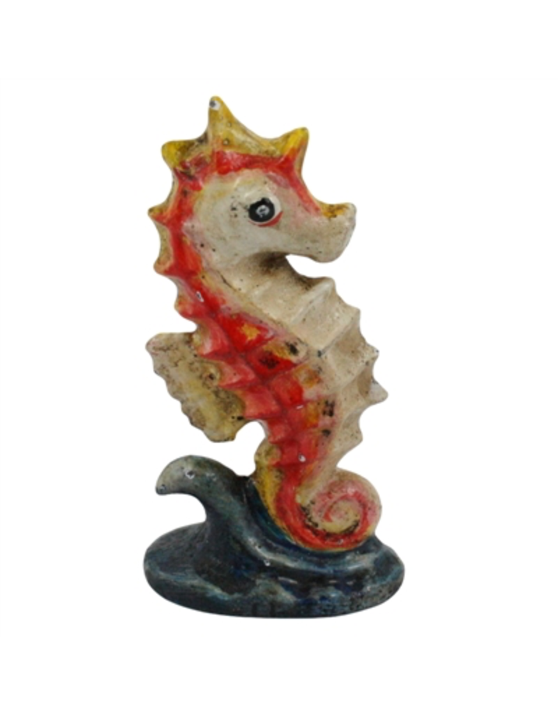 Cast Iron Accents Cast Iron Seahorse Bottle Opener