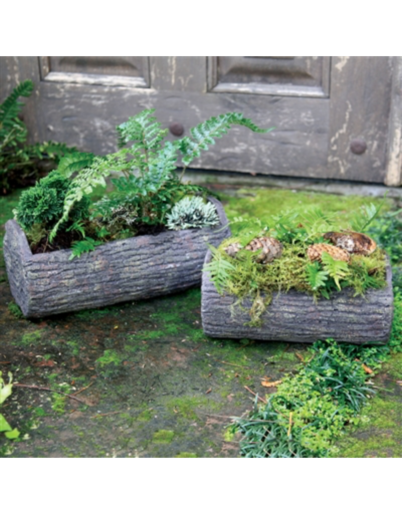 Containers Cypress Small Long Planter