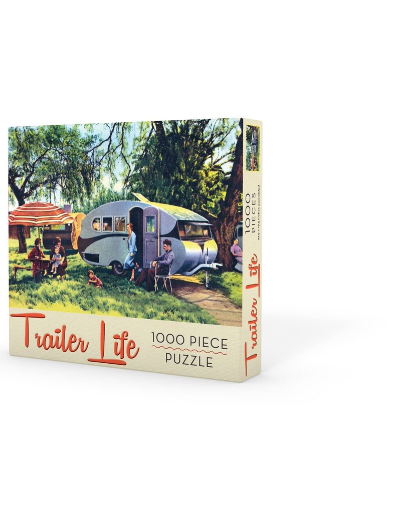 Puzzles Trailer Life Puzzle