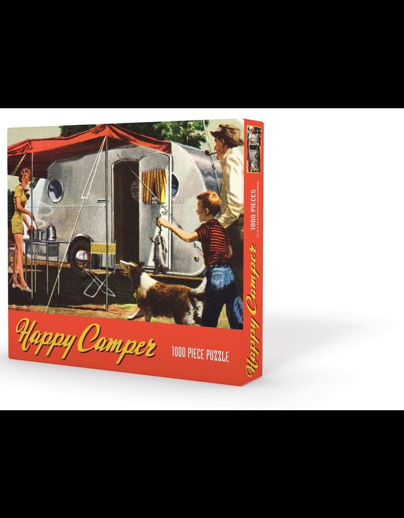 Puzzles Happy Camper Puzzle