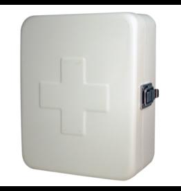 Storage White First Aid Box