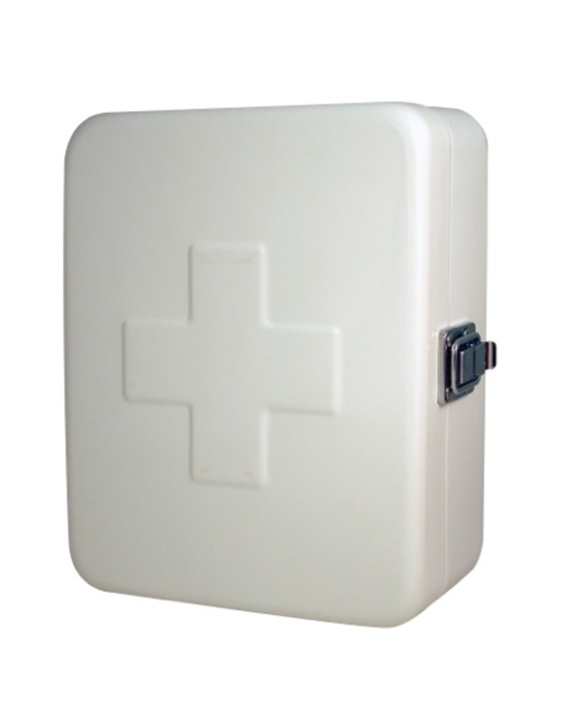 Storage White First Aid Box