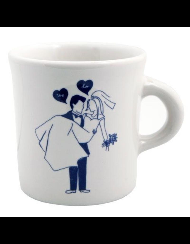 Mugs Mr & Mrs We Do Mug