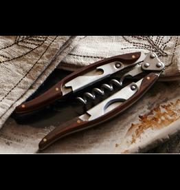 Barware Ebony Corkscrew & Bottle Opener