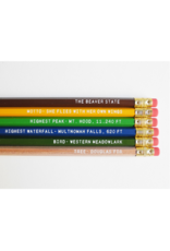 Pens & Pencils Oregon Inspired Pencils