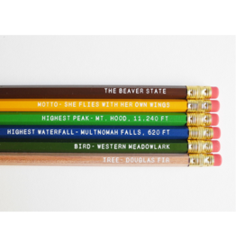 Pens & Pencils Oregon Inspired Pencils
