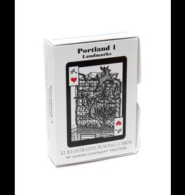 Games Portland Landmarks Cards