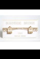 Wall Decor Burnside Bridge 3D Card