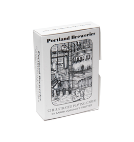 Games Portland Breweries Cards