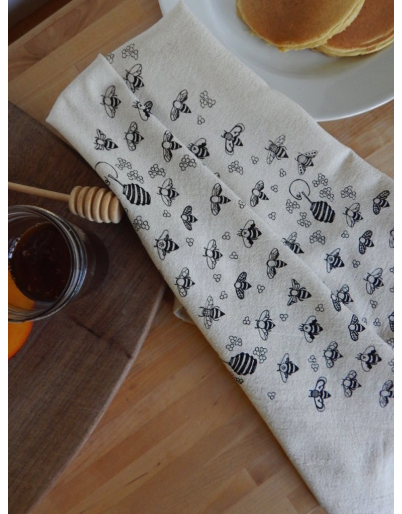Tea Towels Honey Bees Tea Towel