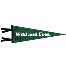 Pennants Wild & Free Pennant