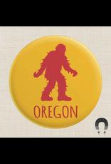 Magnets Oregon Sasquatch Magnet