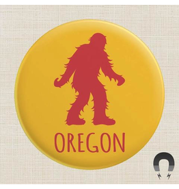 Magnets Oregon Sasquatch Magnet