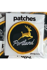 Patches Portland Stag Patch