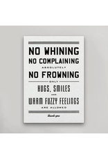Postcards No Whining Postcard