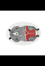 Serveware Undies Bear Platter