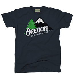 T-Shirts Oregon Pacific Wonderland T-Shirt