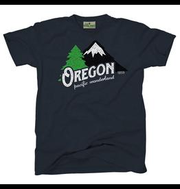 T-Shirts Oregon Pacific Wonderland T-Shirt
