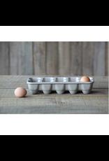 Kitchen Gray Egg Holder
