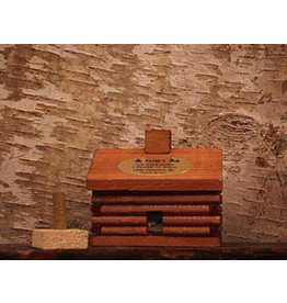 Incense Log Cabin Incense Burner