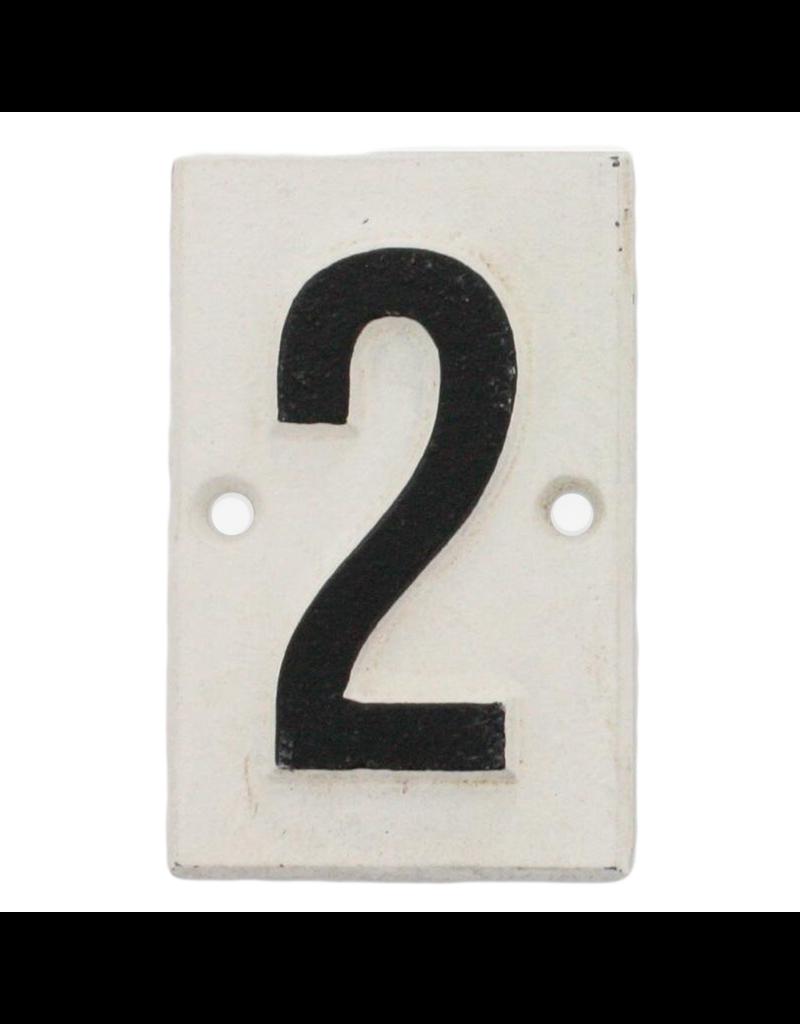 Plaques Cast Iron #2 Plaque