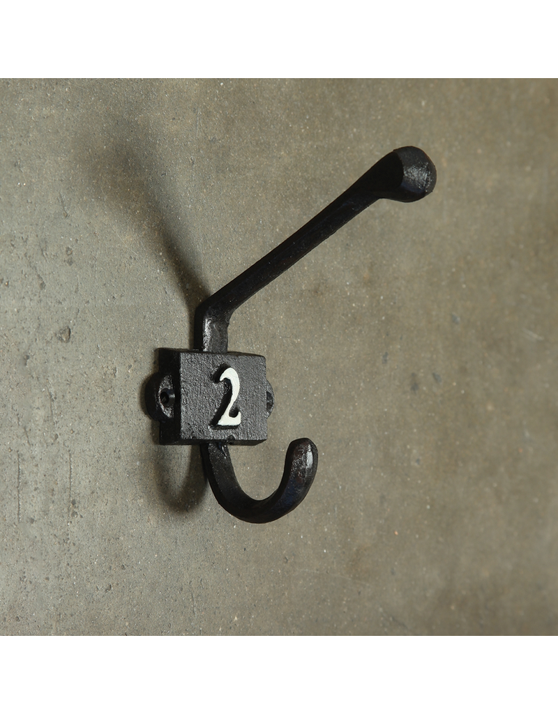 Hooks Cast Iron Hook #2