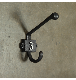 Hooks Cast Iron Hook #3