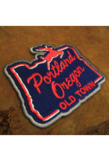 Patches Portland Stag Sign Patch