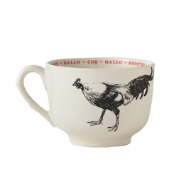Mugs Rooster Grand Cup