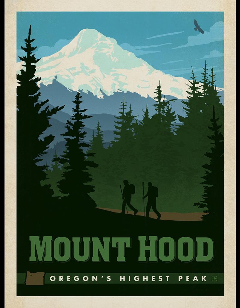 Prints Mount Hood 18x24 Poster