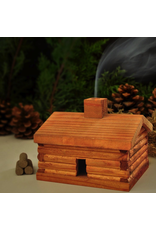 Incense Log Cabin Incense Burner