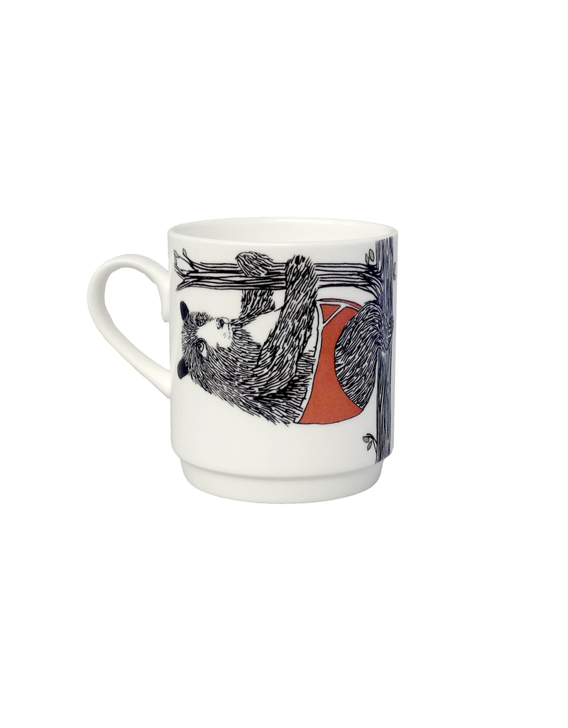 Dinnerware UnderBear Mug