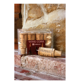Candles Wine Cork Candles