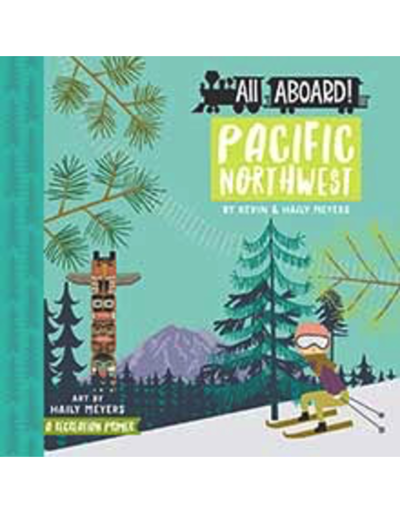 Books All Aboard Pacific Northwest