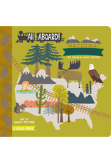 Books All Aboard National Parks