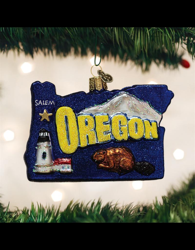Ornaments Oregon State Ornament